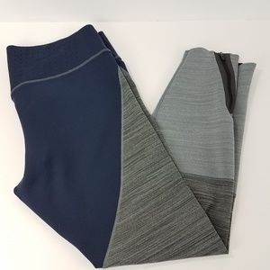 Nike Legendary Training Tights Blue Gray Running